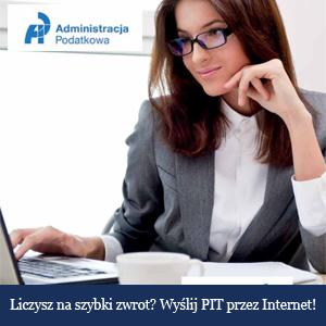 PIT przez Internet