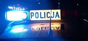 Policjanci z komisariatu z Praszki zapobiegli tragedii