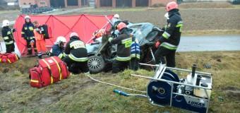 Tragiczny wypadek w Gosławicach