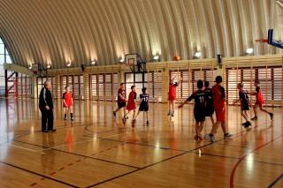 koszykówka chłopców zawody powiatowe 12 lutego 20115 r. 101