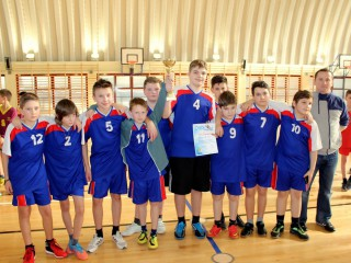 koszykówka chłopców zawody powiatowe 12 lutego 20115 r. 162