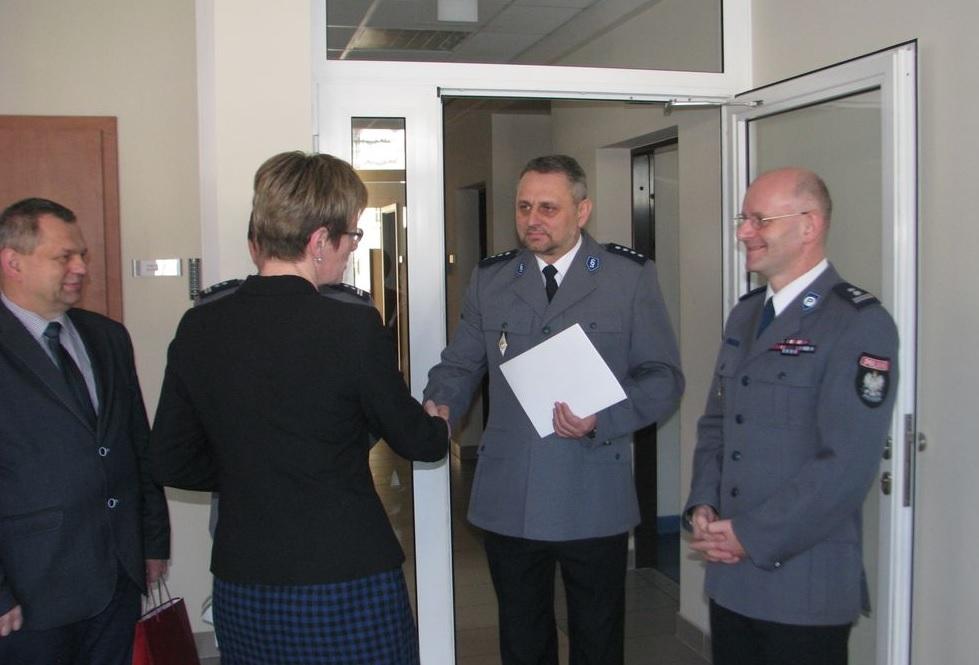 Komisariat w Dobrodzieniu ma nowego komendanta