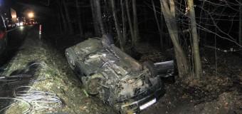 Groźny wypadek w Kocurach