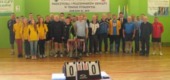 II Ogólnopolski Turniej Nauczycieli i Pracowników Oświaty – Gorzów Śląski