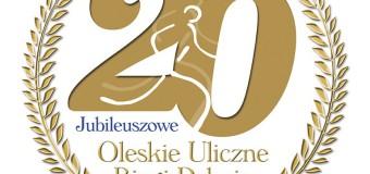 Ruszyły zapisy do XX Oleskich Ulicznych Biegów Pokoju