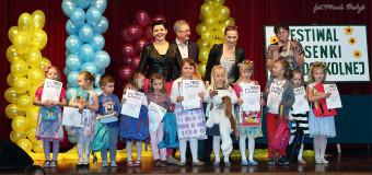 Minifestiwal Piosenki Przedszkolnej – Olesno
