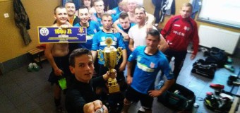 LZS Rudniki kończy sezon z pucharem!