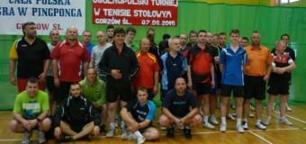 Ogólnopolski Turniej Tenisa Stołowego – Gorzów Śląski