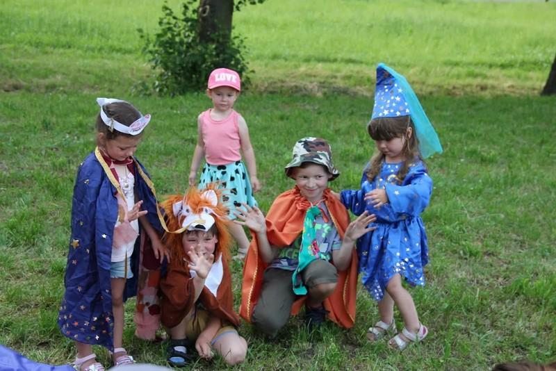 Rodzinny piknik w Świerczu