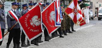 Wojewódzkie obchody święta policji – Olesno