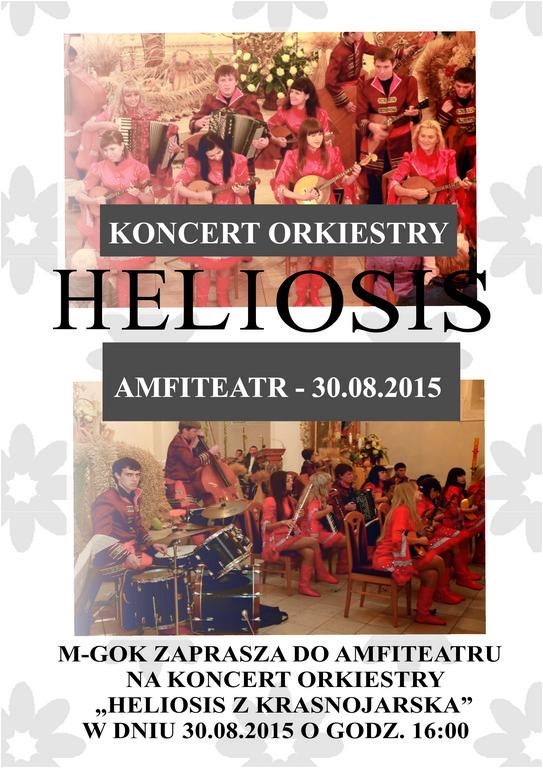 KONCERT HELIOSIS