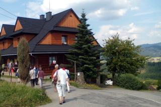 chata muzealna