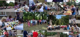 Zajęcia z witrażu i dogoterapii w ŚDS w Sowczycach