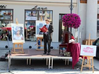 Narodowe Czytanie  - Olesno - 2015 023