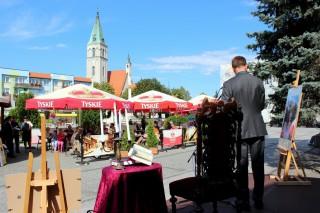 Narodowe Czytanie  - Olesno - 2015 029