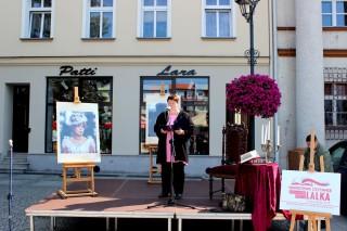 Narodowe Czytanie  - Olesno - 2015 031