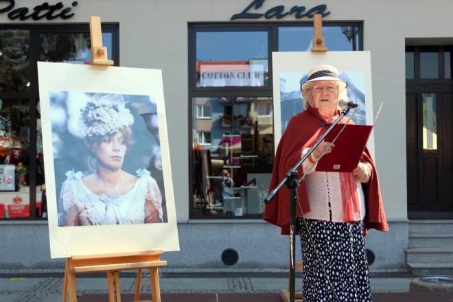 Narodowe Czytanie  - Olesno - 2015 035