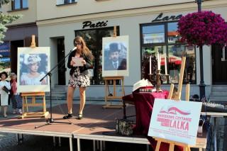 Narodowe Czytanie  - Olesno - 2015 037
