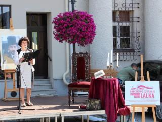 Narodowe Czytanie  - Olesno - 2015 044