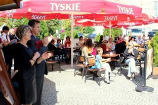 Narodowe Czytanie  - Olesno - 2015 068