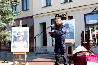 Narodowe Czytanie  - Olesno - 2015 087