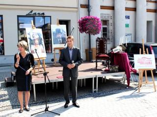 Narodowe Czytanie  - Olesno - 2015 092