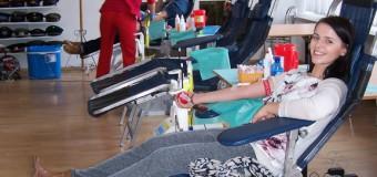 Udana akcja poboru krwi w Borkach Wielkich