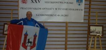 Edmund Olszowy wicemistrzem Polski!