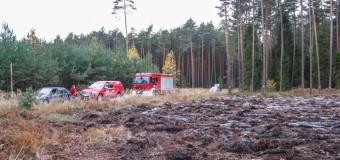 Tragiczny wypadek w lesie