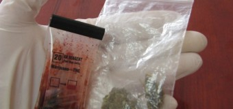 19-latka zatrzymana z narkotykami