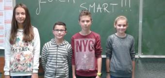 """Uczniowie oleskiej """"Trójki"""" są """"smart"""" – pomóż im w konkursie"""