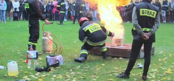 IX Wojewódzki Konkurs Wiedzy Pożarniczej Osób Niepełnosprawnych