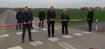 Droga do oleskich terenów inwestycyjnych oficjalnie otwarta
