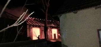 Pożar stodoły w Borkach Małych. Wstępne straty na 125 tysięcy złotych