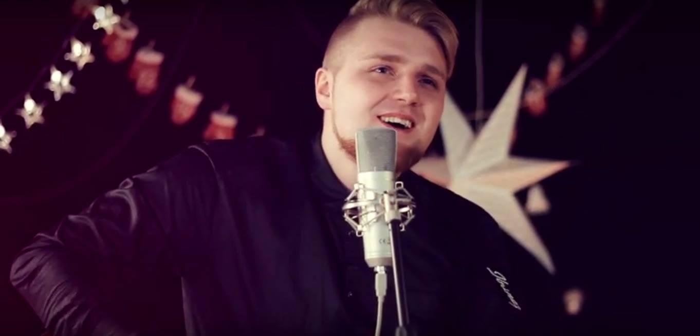 Fabian Kowolik przygotował muzyczną niespodziankę na Święta Bożego Narodzenia