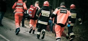 Dwa poniedziałkowe wypadki w gminie Dobrodzień