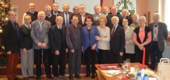 Spotkanie emerytowanych rzemieślników