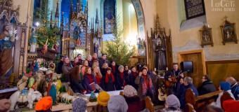 Magiczny koncert kolęd w kaplicy św. Franciszka