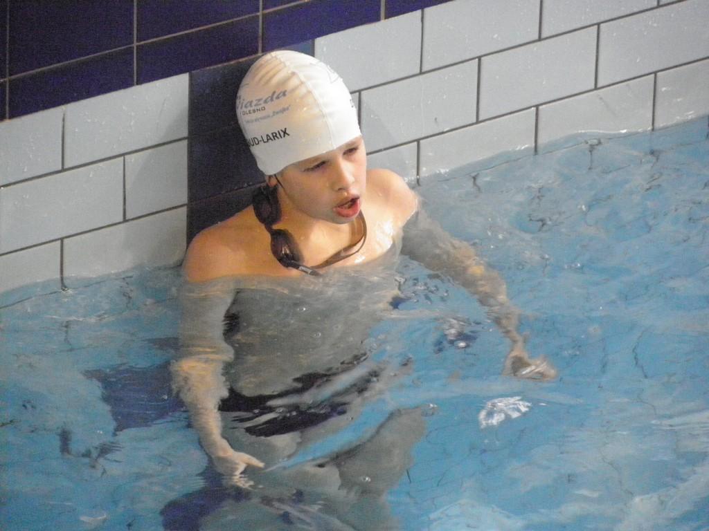 UKS Gwiazda z sukcesami pływackimi