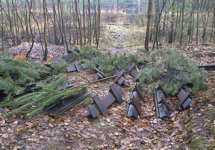 Podejrzani o kradzież 200 ton stali