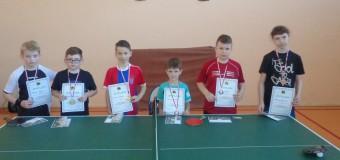 W Oleśnie powstała szkółka tenisa stołowego