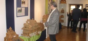 Zapałczanawioska góralska w Oleskim Muzeum Regionalnym