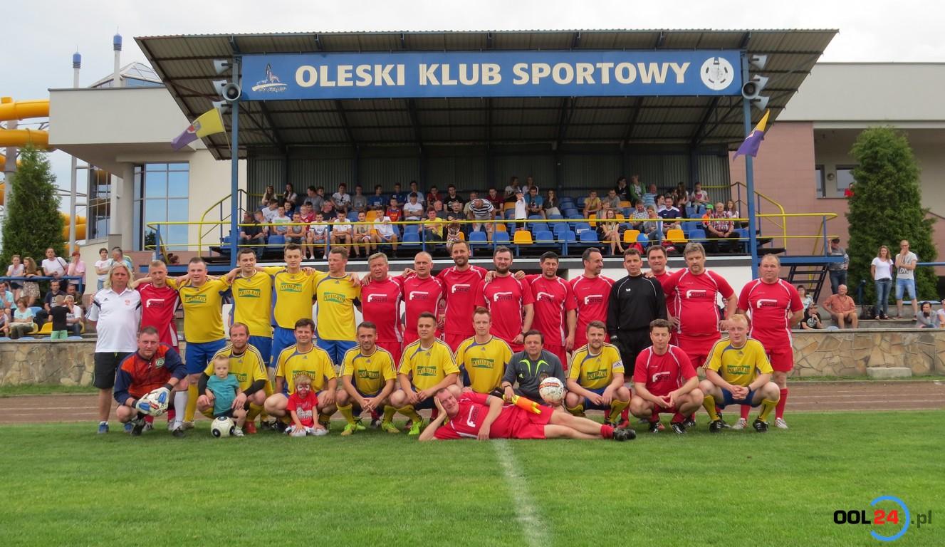 OKS Olesno hucznie świętował 25-lecie istnienia
