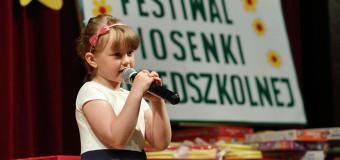 XVIII Gminny Minifestiwal Piosenki Przedszkolnej – Olesno