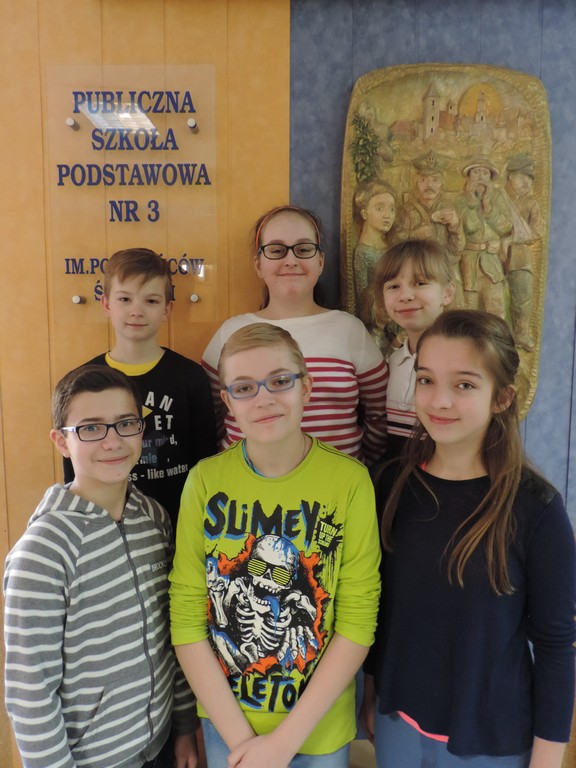 Sześciu oleskich laureatów ogólnopolskich olimpiad językowych