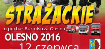 Zawody strażackie – Olesno