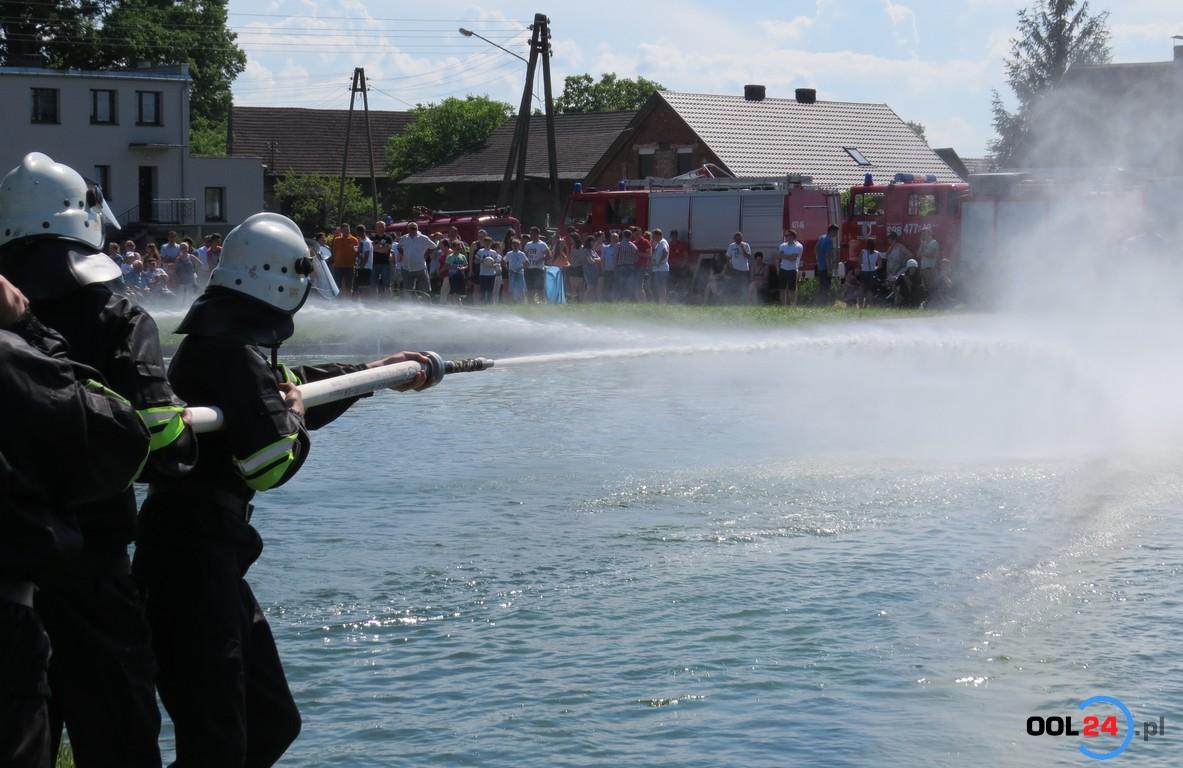 Boroszów najlepszy w prądopiłce strażackiej