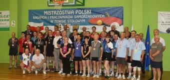 W Gorzowie Śląskim rywalizowali radni z całej Polski