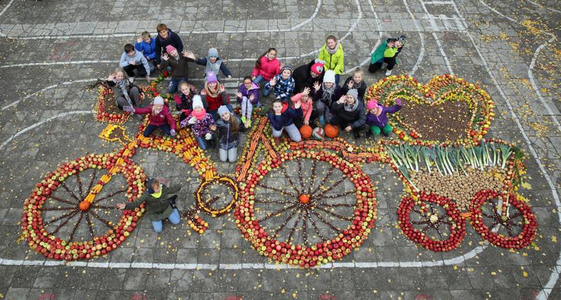 Oleskie szkoły najlepsze w Ogólnopolskim Konkursie Porcja Pozytywnej Energii