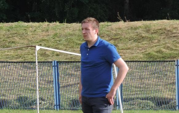 Marcin Bryś trenerem LZS-u Rudniki
